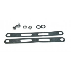 Mounting set for Bottle holder 28mm
