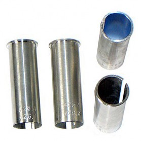 Ergotec Seatpost Adapter Aluminum from 26,4 to 25,4