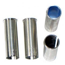 Ergotec Seatpost Adapter Aluminum from 26,8 to 25,4