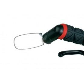 Fahrradspiegel Zefal Spin schwarz für Lenker 16,5 bis 21mm
