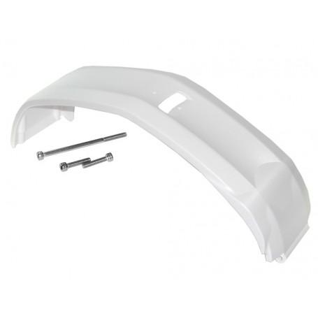 Skidplate E-Bike XDURO white glossy YS701,Bosch Perfm 2014+15