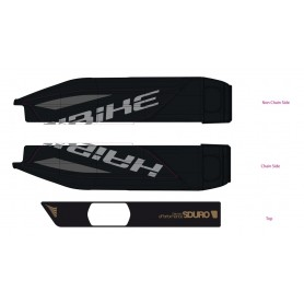 Decor E-Bike SDURO for battery case 2017 black titan Pantone 873C