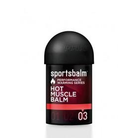 Aufwärmbalm Sportsbalm Hot Muscle Balm 150ml, starker Muskelwärmer