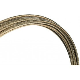 JAGWIRE Derailleur cable Pro-Slick Polished 1.1 x 2300mm SRAM / Shimano gold