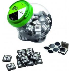 Merida Repair kit Box incl. 100 self-adhesive