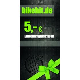 bikehit.de Gutschein 5€ / 10€ / 25€ / 50€ / 100 €