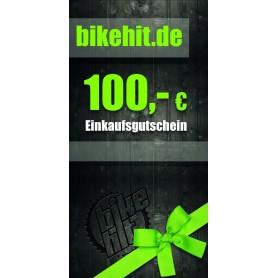bikehit.de Gutschein 100,00€ Warenwert