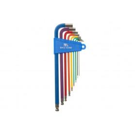 BikeHand coloured Allen® keys