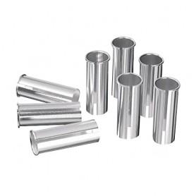 Ergotec Seatpost Adapter Aluminum from 30,8 to 27,2