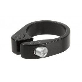 ZOOM Seat clamp Alu 31.8mm black