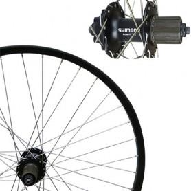 "Back Wheel 27,5"" black Disk TAURUS 19, M475"