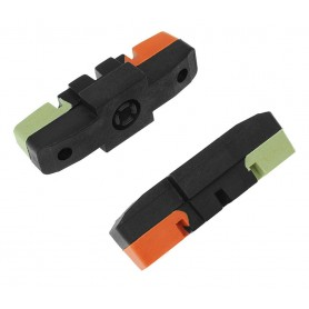 TRIVIO Bremsbelag Satz HS33 + HS11 Magura MTB 950T Power Pads Triple
