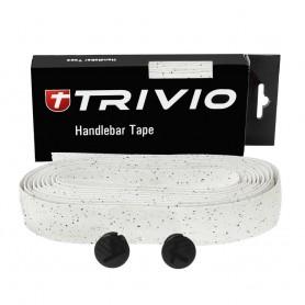 TRIVIO Lenkerband CORK 180x3cm weiß