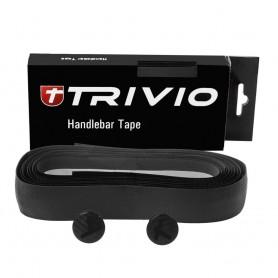 TRIVIO Lenkerband CARBON 180x3cm schwarz