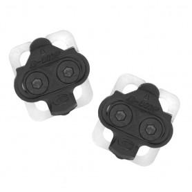 TRIVIO MTB Cleats SPD compatible black