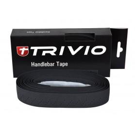 TRIVIO Lenkerband CORK PRO 180cm - schwarz