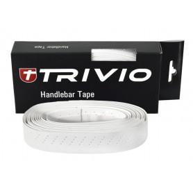 TRIVIO Lenkerband CORK PRO 180cm - weiß