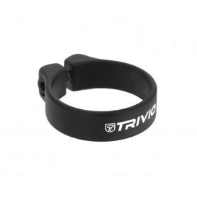 TRIVIO Sattelstützenstopper Aluminium schwarz 27,2mm