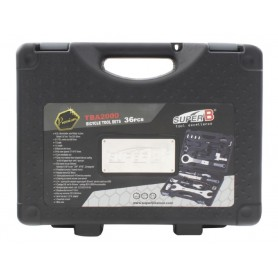 SUPER B Premium Bike toolbox 36 parts