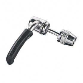 Ergotec Quick Release Seatpost 8 x 50 mm Steel, chrome plated