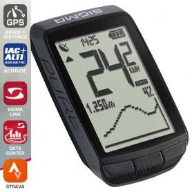 Sigma Computer Pure GPS schwarz