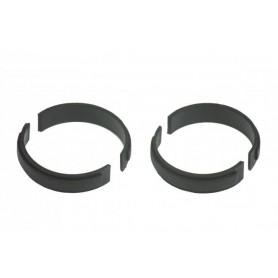 Set Distanzgummi Displayhalter für Intuvia und Nyon, Lenkerdurchmesser 31,8 mm, 4 Stück