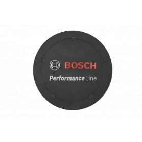 Logo-Deckel Performance, Schwarz