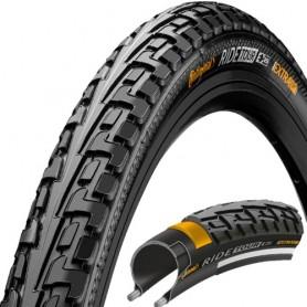 Continental Reifen Tour Ride 16-28 Zoll Draht E-25 mit/ohne Reflex schwarz
