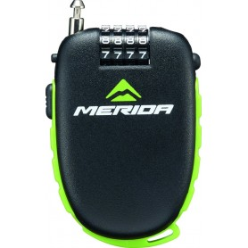 Merida Cable lock extendable 120cm VO