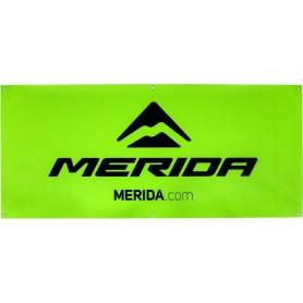 Merida Event-Banner Brand Edition 75 x 170cm grün