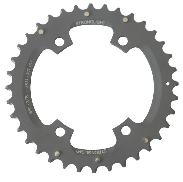 Stronglight Chainring MTB Shimano 2x11 for XTR FC-M9000 & 9020 external 36